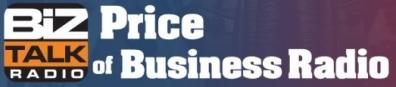 The Price of Business Radio logo